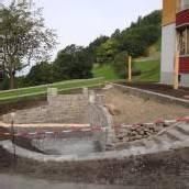 Baubeginn für neuen Spielplatz in Innerlaterns