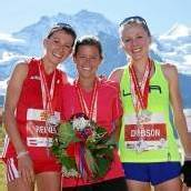 Bergläuferin Reiner holte WM-Silber