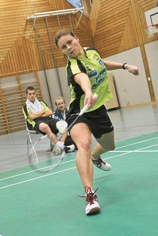 Sarina Kohlfürst blieb ohne Satzverlust. Foto: schwämmle