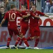 FC Bayern nun allein voran
