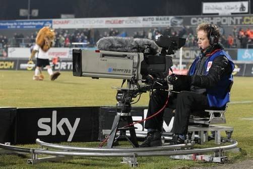 Sky Österreich möchte mehr Exklusivität bei der TV-Berichterstattung im Fußball. Foto: Shourot