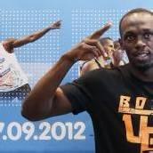 Bolt liebäugelt 2014 mit dem Weitsprung