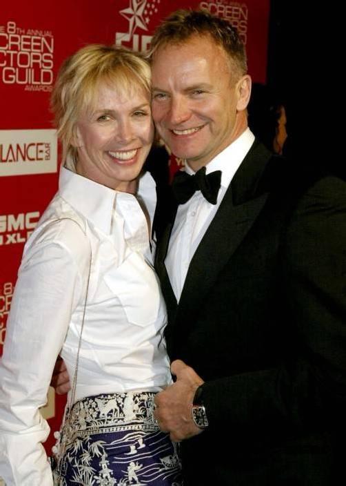 """Sting und seine Ehefrau Trudie Styler haben 1989 die """"Rainforest Foundation"""" gegründet."""
