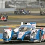 Pech für Alex Wurz mit dem Toyota in Bahrain