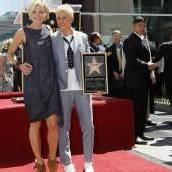 Stern für Ellen DeGeneres