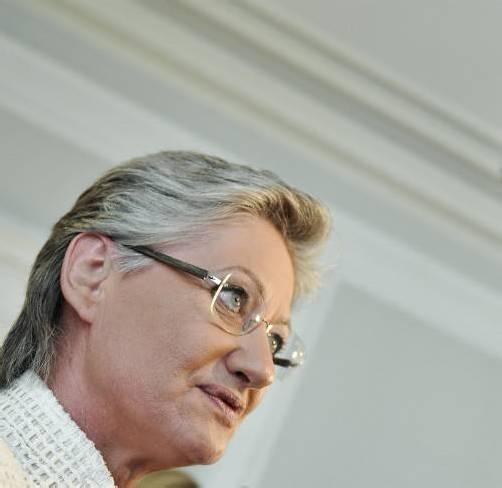Unterrichtsministerin Claudia Schmied (SPÖ). Foto: apa