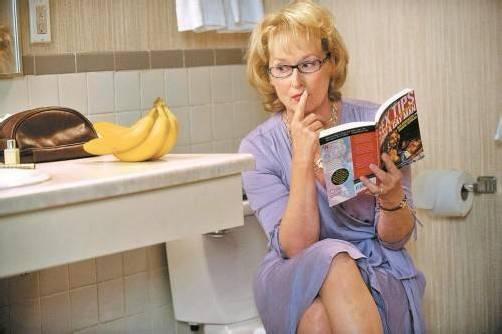 """Unwiderstehlich: Meryl Streep in """"Wie beim ersten Mal"""". Foto: DpAD"""