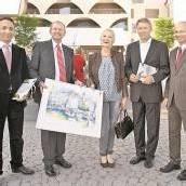 Rhomberg Bau lud zu Eröffnung nach Lindau