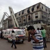 Feuerdrama in Fabrik: Fast 300 Arbeiter sterben