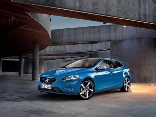 Volvo bringt den V40 R-Design mit sportlichem Look. Foto: werk