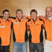 Quartett startet bei Senioren-WM