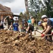Hilfseinsatz in Ecuador