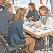 Am Arbeitsmarktschiff sind Infos stark gefragt