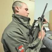 FPÖ wirbt für die Wehrpflicht
