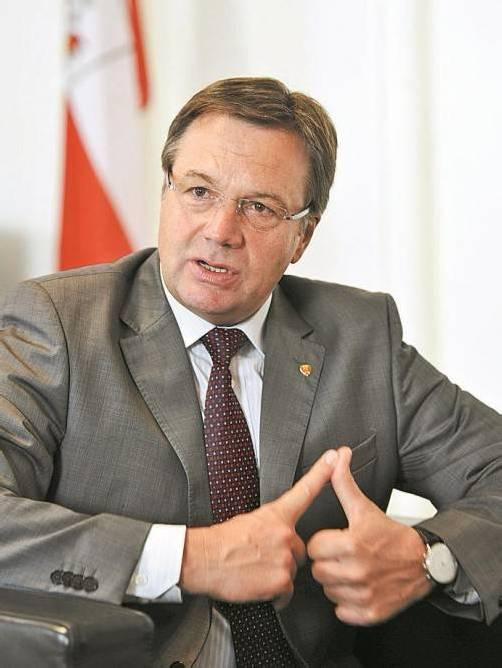 Will große Bildungsreform: Günther Platter. Foto: APA