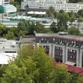 Das Hotel Mercure soll in die Höhe wachsen