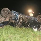 Schwerverletzte bei Pkw-Unfall