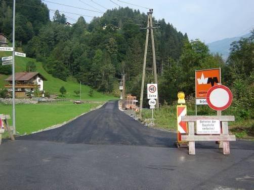 Zweispuriger Ausbau der Zelfenstraße abgeschlossen. Foto: hp