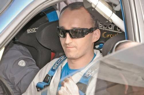 Zweiter Rallye-Sieg in diesem Jahr: Robert Kubica. Foto: ap