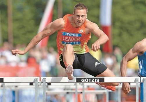 Zweiter Sieg bei einem Challenge-Zehnkampf: van Alphen. Foto: ap