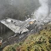 Flugzeugabsturz kostete sechs Menschenleben