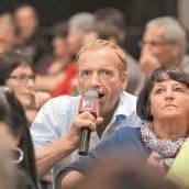 VN-Stammtisch in Hörbranz: Projekt zu groß oder gerade richtig? /A5