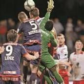 Knappes Cup-Aus – Dornbirn verliert gegen Austria /C1
