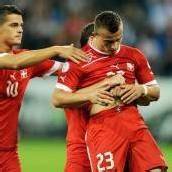 Shaqiri führt die Schweiz zum 2:0-Sieg über Albanien