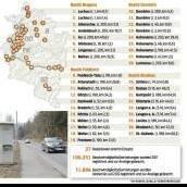 339 Radarblitze schlagen jeden Tag in Vorarlberg ein