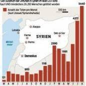 Lösung in Syrien fast unmöglich