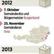 Gut gefüllter Wahlkalender