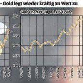 Gold hat wieder Saison– Preise stark gestiegen