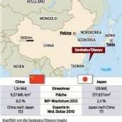 China droht Japan mit Handelskrieg