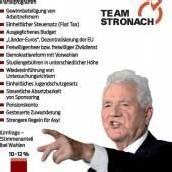 Frank Stronach will in die Geschichte eingehen