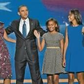 Demokraten feiern Obama