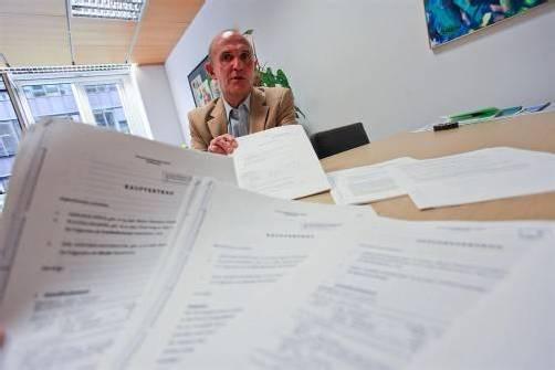 Albert Hofer – der Streit um die Akteneinsicht wird fortgesetzt.