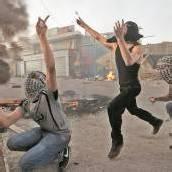 Empörung in Palästina