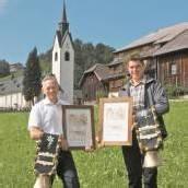 Vorarlbergs beste Käser