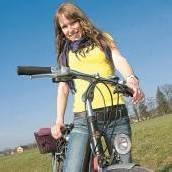 Steigen Sie um – aufs Fahrrad!