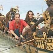 William und Kate auf Image-Tour in der Südsee
