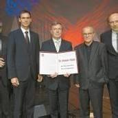 Dr.-Toni-Russ-Preis-Verleihung im Bregenzer Festspielhaus