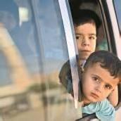 Flucht aus Aleppo