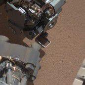 Mars: Glänzendes Objekt entdeckt
