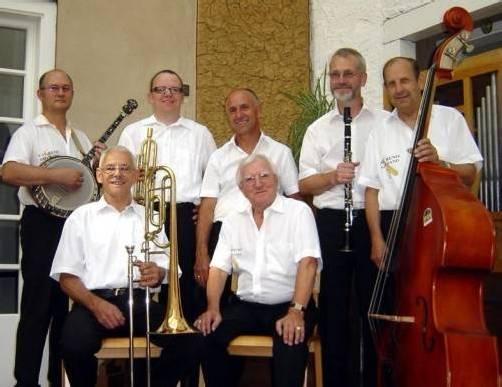 """""""Lebende Jazzlegenden"""" spielen im Dornbirner Messepark für den guten Zweck auf. Foto: vn"""
