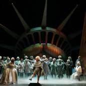 Turandot ist ein Seebühnenthema