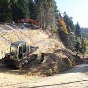 Eichenberg: Straße nach Hangrutschung saniert