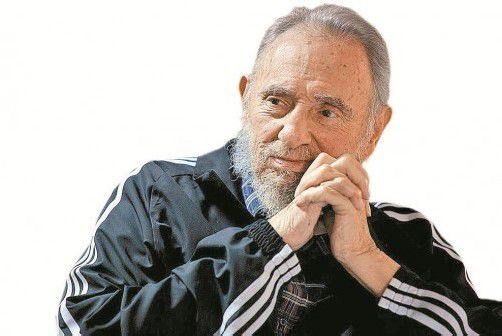 53 Jahre nach der Revolution durch Fidel Castro (Bild) setzt sein Bruder Raúl Reformen. Foto: DAPD