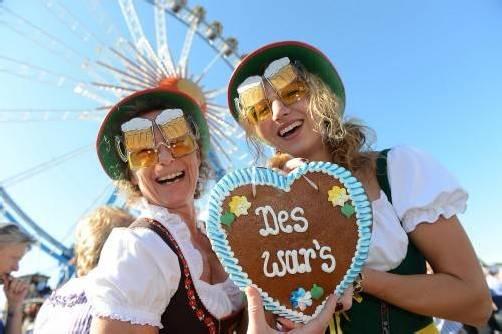 6,4 Millionen Menschen haben heuer das Oktoberfest besucht – das sind eine halbe Million weniger als im Vorjahr. Foto: dapd