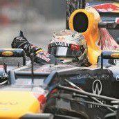 Vettel siegt vor Alonso