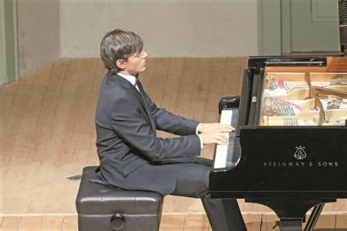 Aaron Pilsan hat Schuberts Welt im Innersten verstanden. Foto: Schubertiade